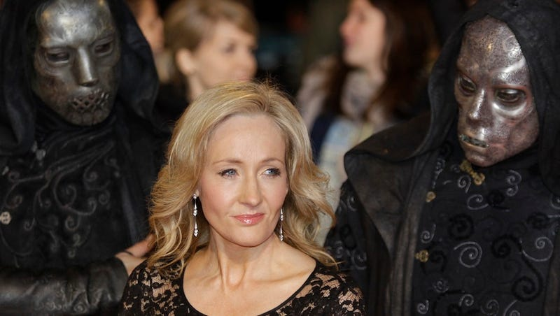 JK Rowling's Pen Name Was Leaked By Her Attorney's Wife's Best Friend
