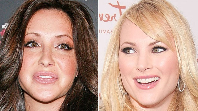 Bristol Palin Trash Talks Meghan McCain