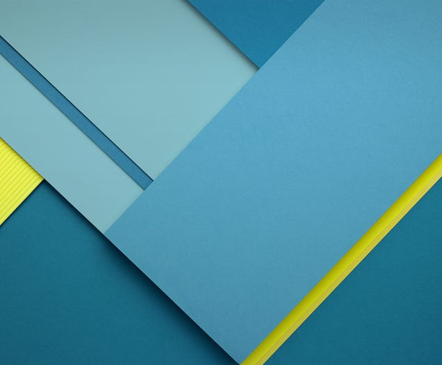 Play with Digital Paper with These Android 5.0 Wallpapers