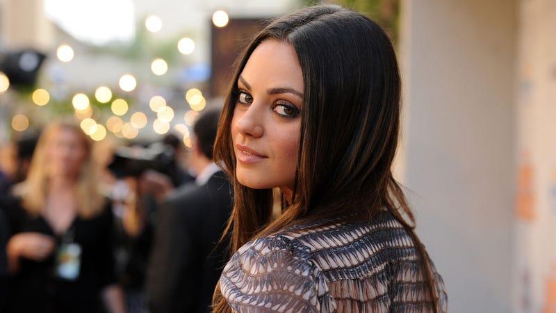 Mila Kunis' Marine Date Is Back On