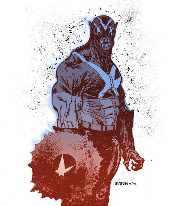 Marvel Comics' nastiest villains get dapper costume makeovers