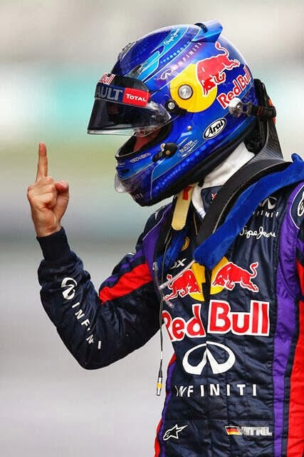 Why Vettel isn't The Best F1 Driver Of All Time