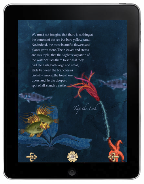 This Fairy Tale App Truly Makes The iPad Feel Magical
