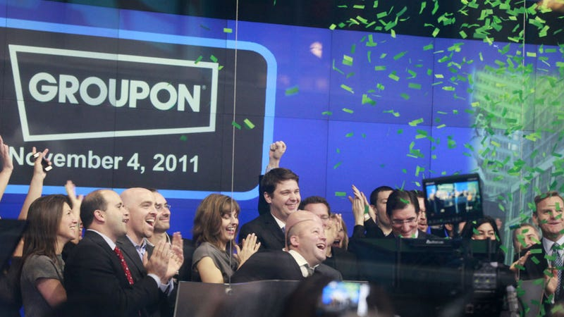 Oh, Good: The Groupon Bubble Is Already Popping