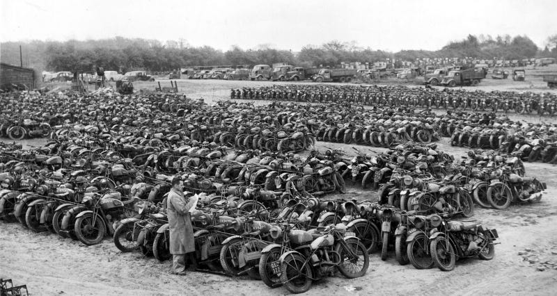 Surplus Motorcycles