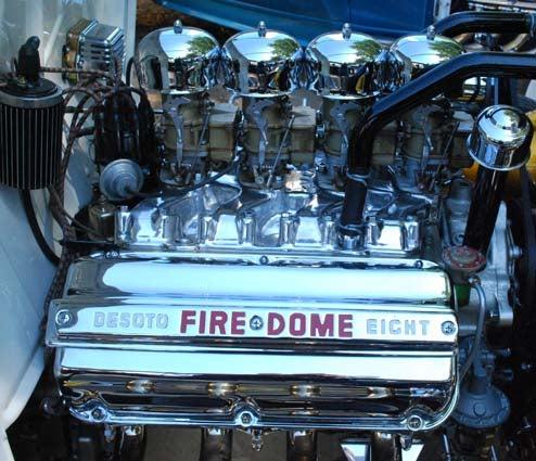 The Engines Of Billetproof Nor-Cal 2008