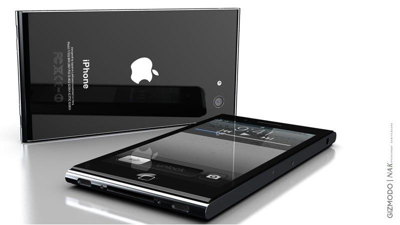 I Wouldn't Be Surprised If the iPhone 5 Looked Like This