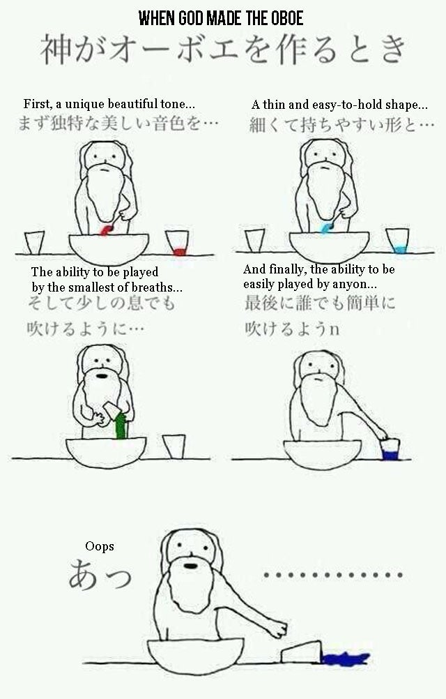 God's All Thumbs in the Kitchen According to Japan's Latest Meme