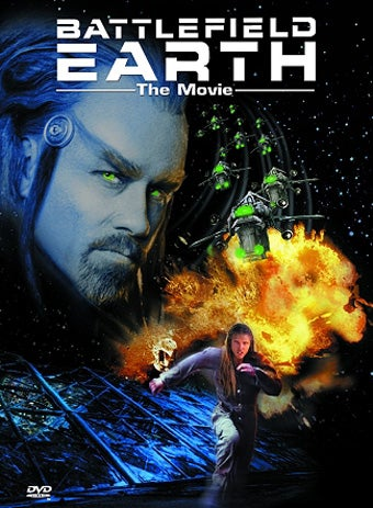 Battlefield Earth Screenwriter Apologizes for 'Suckiest Movie Ever'