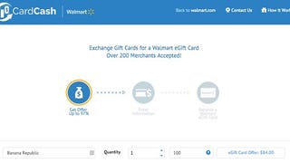 CardCash's Walmart Trade-In Gives You More for Your Extra Gift Cards
