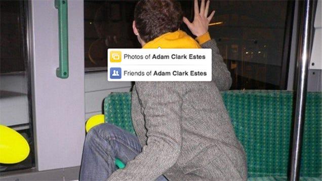 Facebook научился распознавать людей со спины