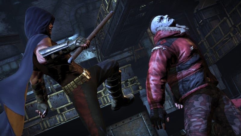 Harley Quinn's Revenge is Batman: Arkham City's Bad New Ending