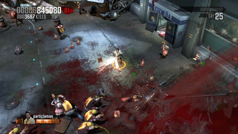 Konami Warns Of Zombie Apocalypse On XBLA, PSN