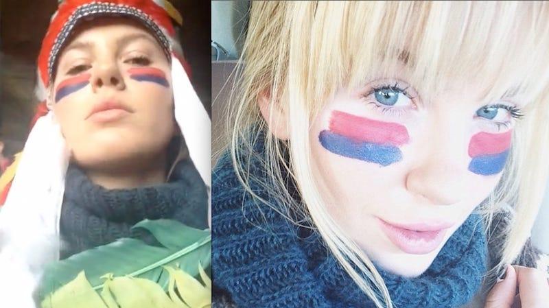 Ireland Baldwin Defends Her Native American Halloween Costume
