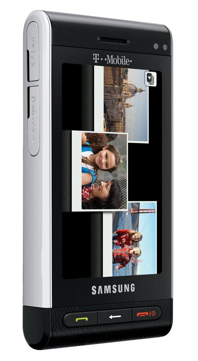 Samsung 8MP Touchscreen Memoir Cellphone Is the US's First