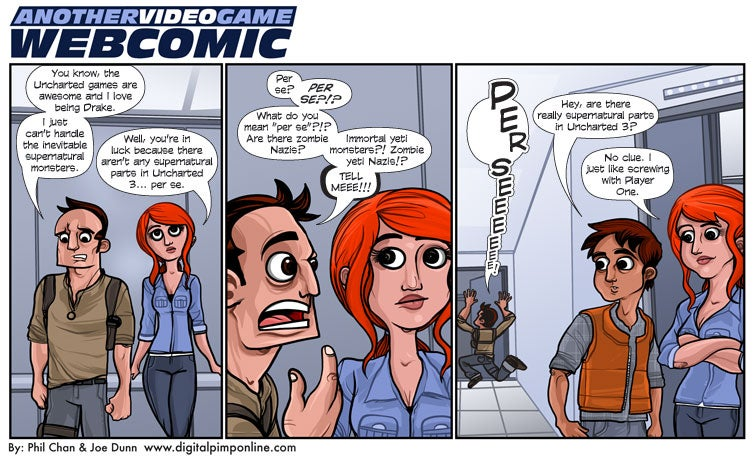 Sunday Comics: Friendship is Modding