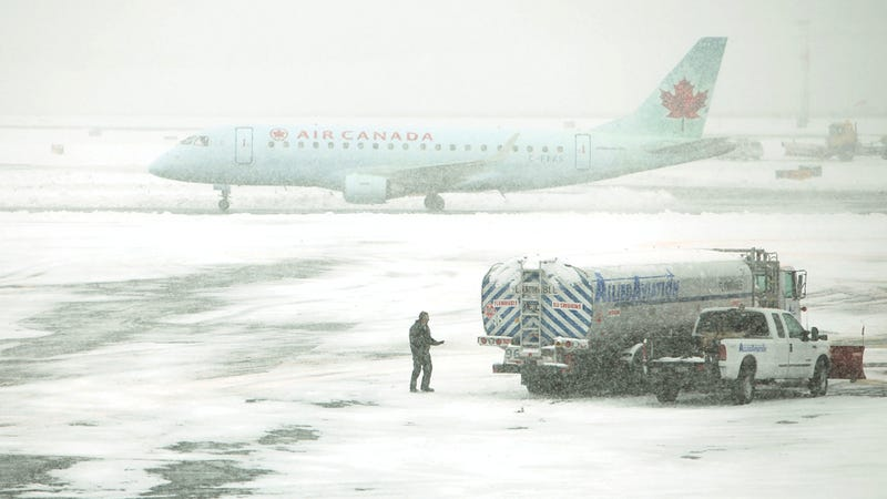 Air Canada Wants US News To Focus On Shutdown, Not The Dog They Lost