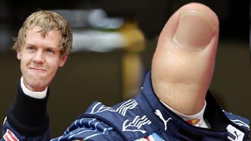 What should Hardibro ask Vettel?