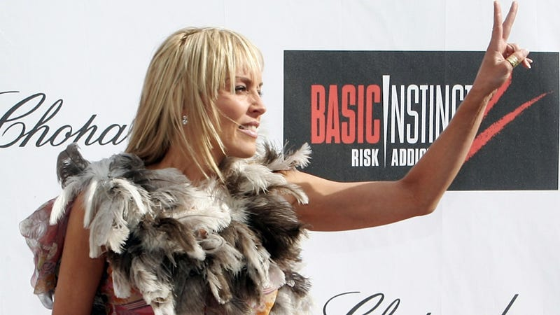 Who Wants a Third Basic Instinct with Sharon Stone as a Porn Magnate?