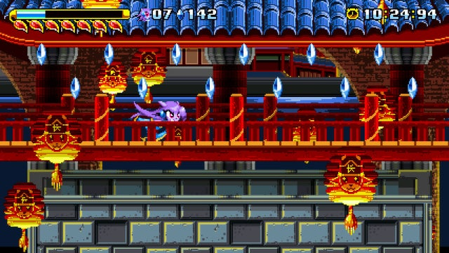 Freedom Planet Is Basically A Classic Sonic Game, Except When It's Not