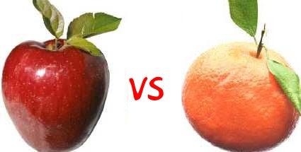 Correction on Apple MacBook vs Dell Inspiron Price Comparison