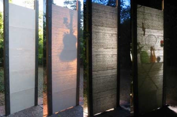 Translucent Concrete Lets The Light Shine In