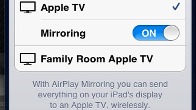 Use Airplay to Watch Your iPhone's Camera Live on Apple TV