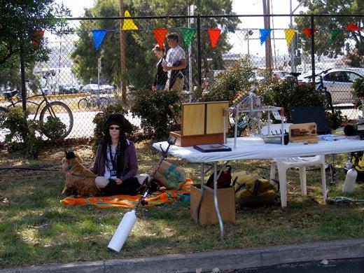Giz Hearts Maker's Faire