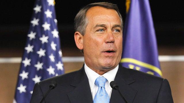 John Boehner Sends Staffer to Hoity Toity Etiquette School