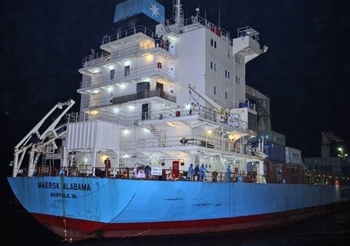 Pirates Attack US Container Ship... Again