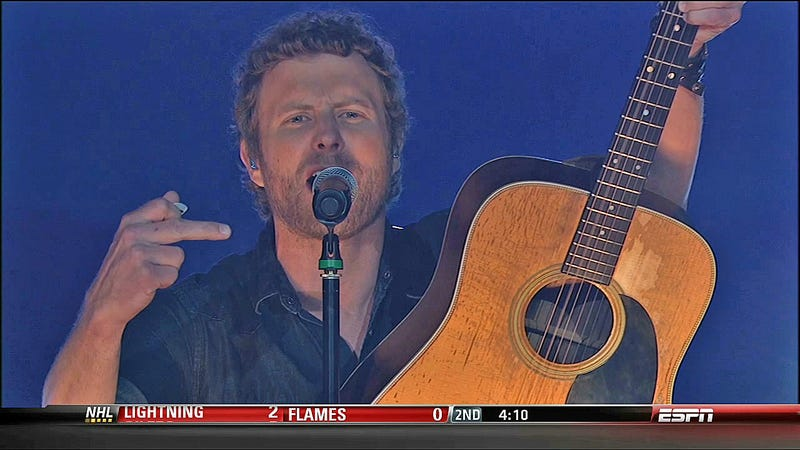 Orange Bowl Halftime Show Features Middle Finger, Terrible Singing