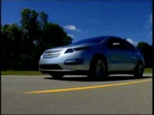 Chevy Volt On Video, With Annoying Alt-Pop Soundtrack