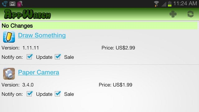 AppWatch Lets You Know When Android Apps Go on Sale