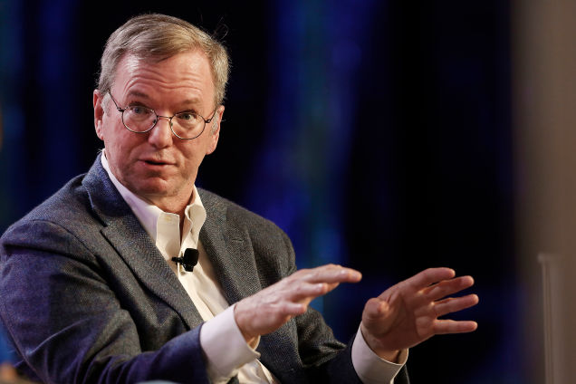 Eric Schmidt Personally Ruined Google Employee's Review, Court Says
