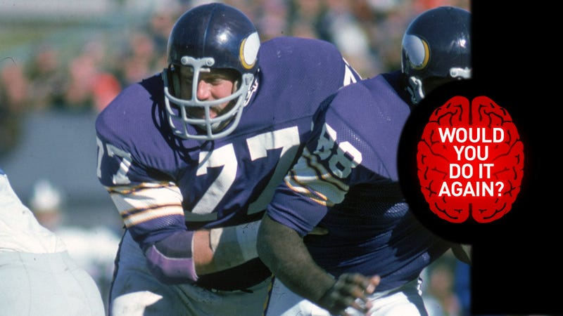 Ex-Viking Gary Larsen: I Forget Things, But That's Part Of The Game