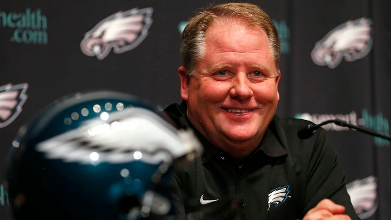 "Chip Kelly Says The Eagles Winning A Super Bowl ""Would Be Like 1,000 Wing Bowls"""
