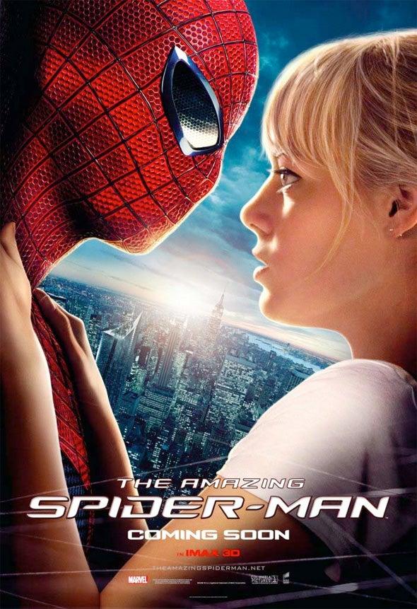 Amazing Spider-Man Poster Gallery