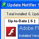 Update Notifier Finds Newer Versions of Windows Apps