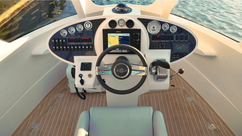 The Jet Capsule Is The Luxury Italian Yacht For The Downsizing Era