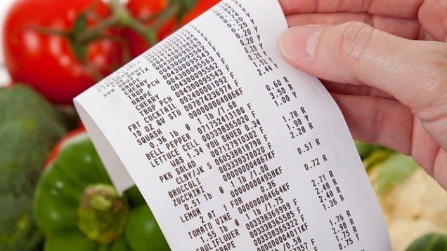 Spend Less on Food by Starting Your Budget at $0 and Working Up