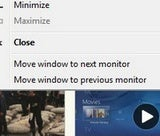 MonitorSwitch Adds Subtle and Fast Monitor Switching to Application Title Bars