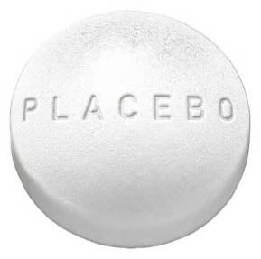 Placebos work, even if you know they're fake