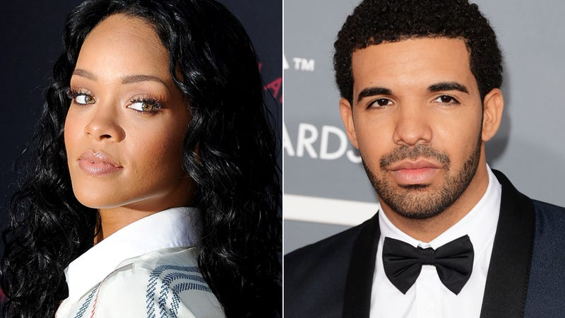 Rihanna and Drake Left a Club Together and Are Secretly in Love