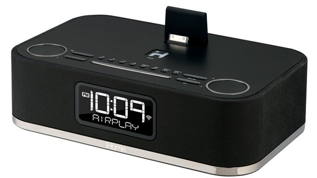 iHome iW4 Dock Puts AirPlay on Your Bedside Table