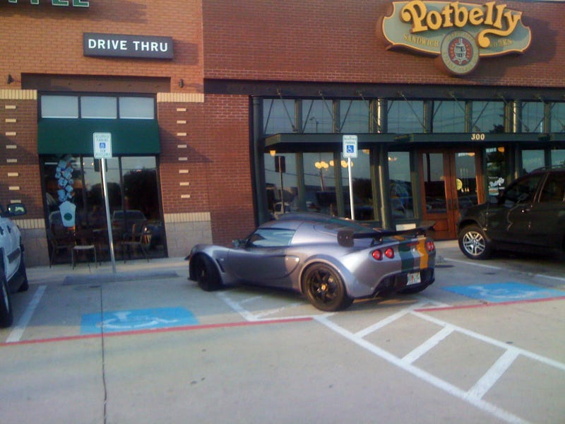 This Is Why People Think Lotus Drivers Are Asshats