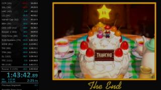 An Amazing New Super Mario 64 World Record!