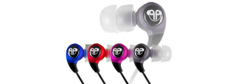 A pair of dB Logic Earbud Headphones is Only $7