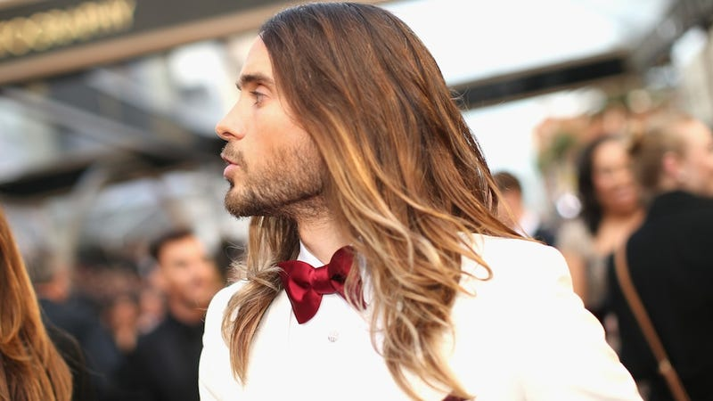 How to Have Hair as Pretty as Jared Leto's in 6 Easy Steps