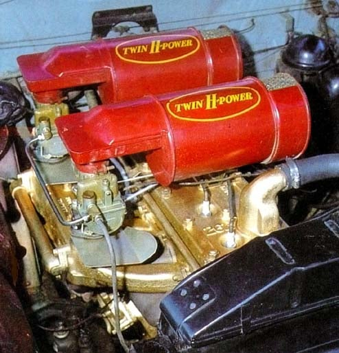 Ass-Kickin' Engine of the Day: Hudson Six