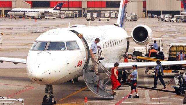 Brooklyn Man Kicked off Airplane for Swearing